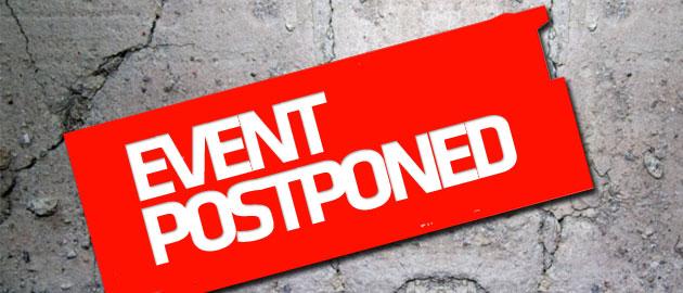 Event-postponed
