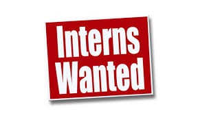 Call for Interns!!!