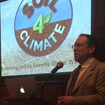 Soil and Survival, April 28, 2016